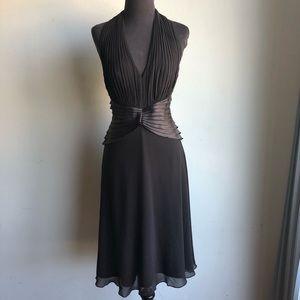 Tadashi sz 4 beautiful flare cocktail dress
